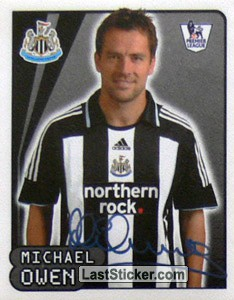 Michael Owen (Newcastle United)