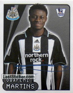 Obafemi Martins (Newcastle United)