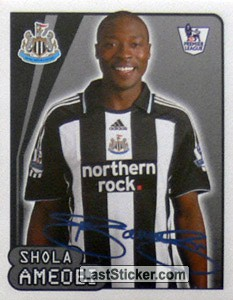 Shola Ameobi (Newcastle United)