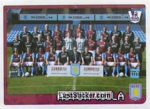 Aston Villa team (Aston Villa)