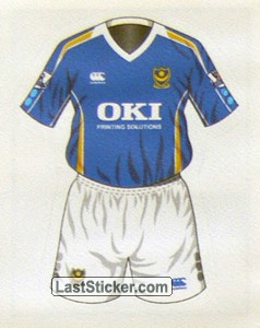 Portsmouth home kit (Portsmouth)