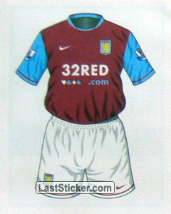 Aston Villa home kit (Aston Villa)