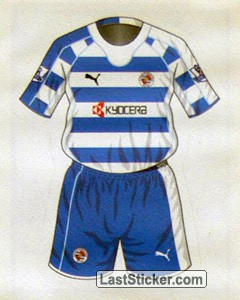 Reading home kit (Reading)