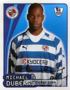 Michael Duberry (Reading)