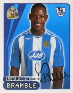 Titus Bramble (Wigan Athletic)
