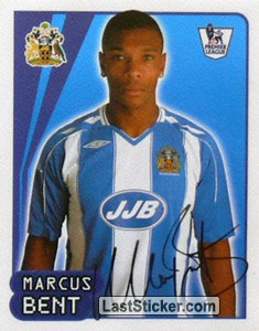 Marcus Bent (Wigan Athletic)