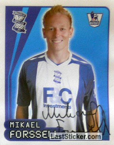 Mikael Forssell (Birmingham City)