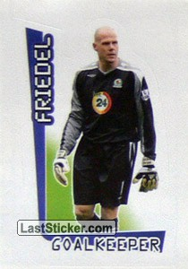 Friedel (Blackburn Rovers)
