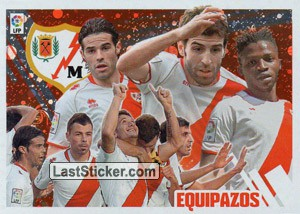 Equipazos 15 (Rayo Vallecano) (Rayo Vallecano)