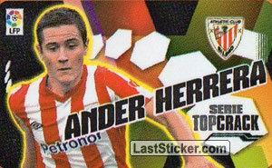 Ander Herrera (Athletic Club) (Topcrack)