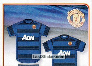 Away kit (puzzle 1) (Old Trafford)