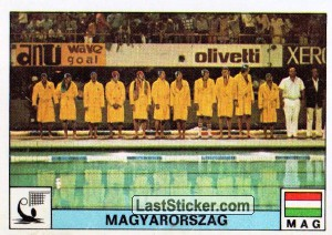 Hungary Water Polo Team (water polo)
