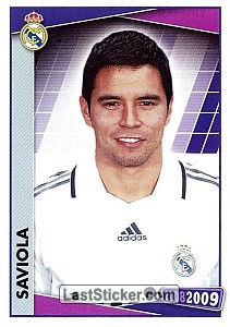 Saviola (portrait) (Players Profile)