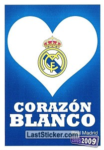 Corazon Blanco (Orgullo Madridista)