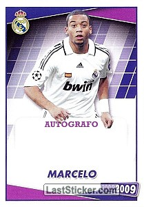 Marcelo (autografo) (Players Profile)