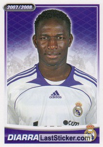 Mahamadou Diarra (portrait) (Players Profile)
