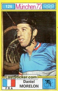 Daniel Morelon (Cycling (Sprint))
