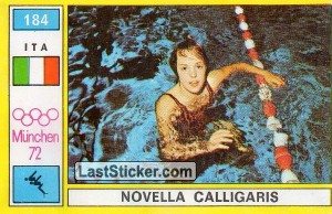 Novella Calligaris (Swimming (Freeslyle & Medley))