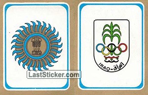 Indian/Iraq Olympic Federation
