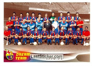 Equipa 1990-91 (Historia/Dream Team)