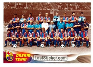 Equipa 1992-93 (Historia/Dream Team)