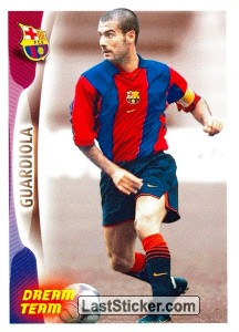 Guardiola (Historia/Dream Team)
