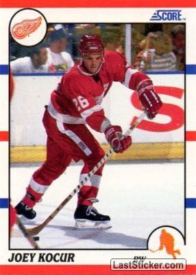 Joey Kocur (Detroit Red Wings)