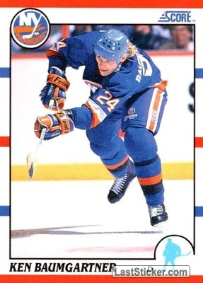 Ken Baumgartner (New York Islanders)