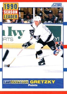 Wayne Gretzky (Los Angeles Kings)