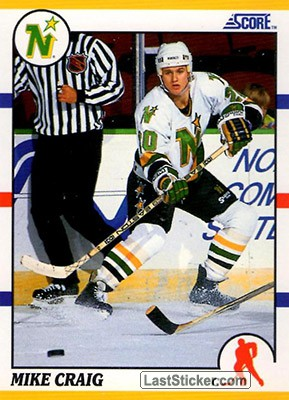 Mike Craig (Minnesota North Stars)