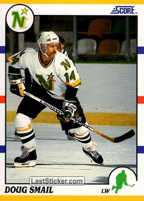 Doug Smail (Minnesota North Stars)