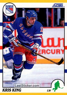 Kris King (New York Rangers)