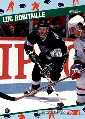 Luc Robitaille (Los Angeles Kings)