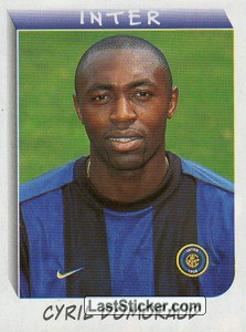 Cyril Domoraud (Inter - Serie A)