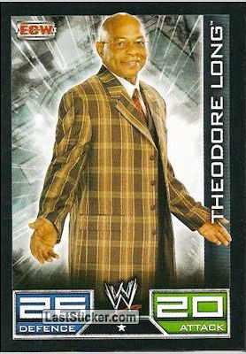 Theodore Long (ECW card)