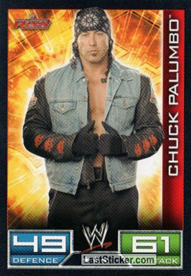 Chuck Palumbo (Raw card)