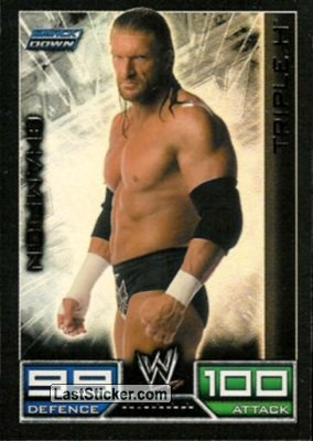 Triple H (Champion card)