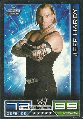 Jeff Hardy (Smackdown card)