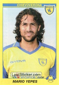 MARIO YEPES (Chievo)