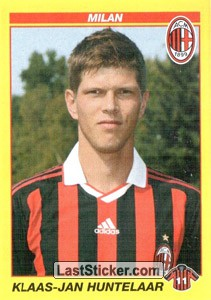 KLAAS-JAN HUNTELAAR (Milan)
