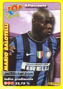 Mario Balotelli (Top Team Young)