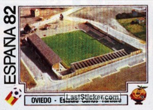 Oviedo - Estadio Carlos Tatiere (Estadio)