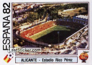 Alicante - Estadio Rico Perez (Estadio)