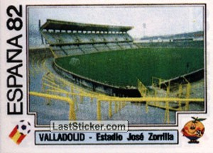 Valladolid - Estadio Jose Zorrilla (Estadio)