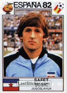 Safet Susic (Jugoslavija)