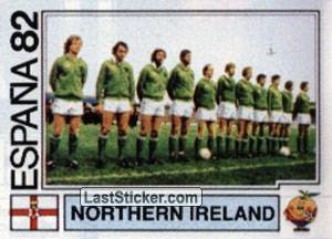 Northern Ireland (team) (Northern Ireland)