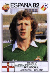 Jimmy Nicholl (Northern Ireland)