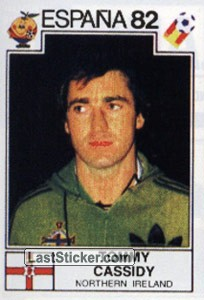 Tommy Cassidy (Northern Ireland)