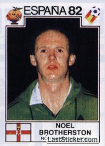 Noel Brotherston (Northern Ireland)