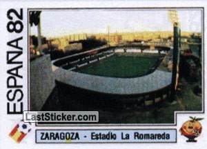 Zaragoza - Estadio La Romareda (Estadio)